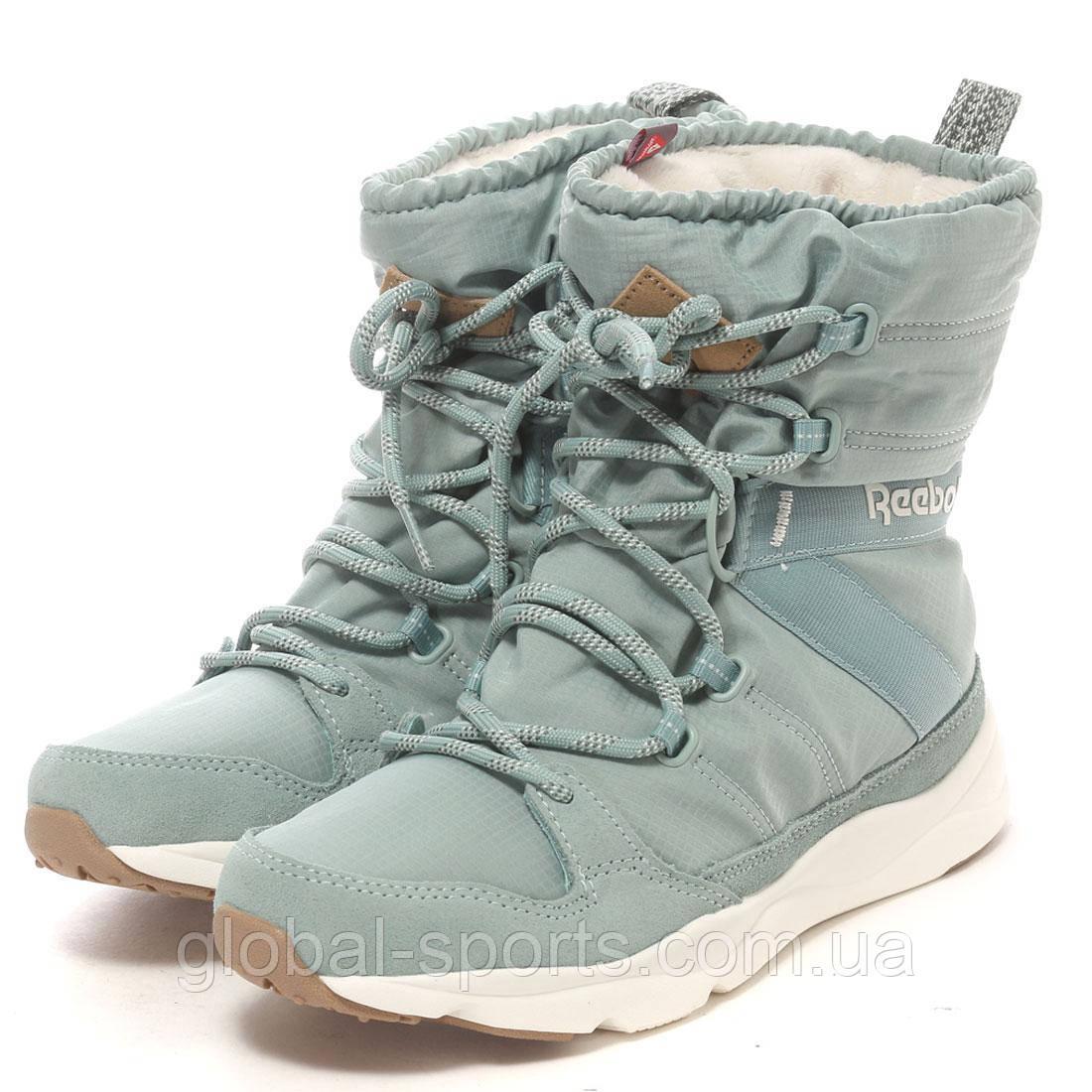 4c34aa3ac314 Женские зимние сапоги Reebok Winter Boot, (Артикул  V65782) - Global Sport в