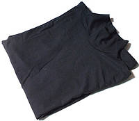 Гольф котон Турция размер 48-54 код 050 темно серый