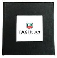 Черная подарочная картонная коробочка TAG Heuer для наручных часов