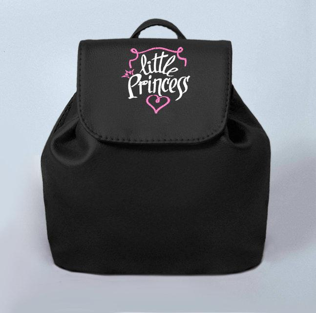 "Дитячий рюкзак ""Little princess"" 23"