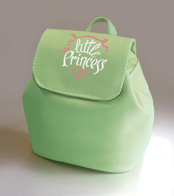 "Детский рюкзак ""Little princess"" 38"