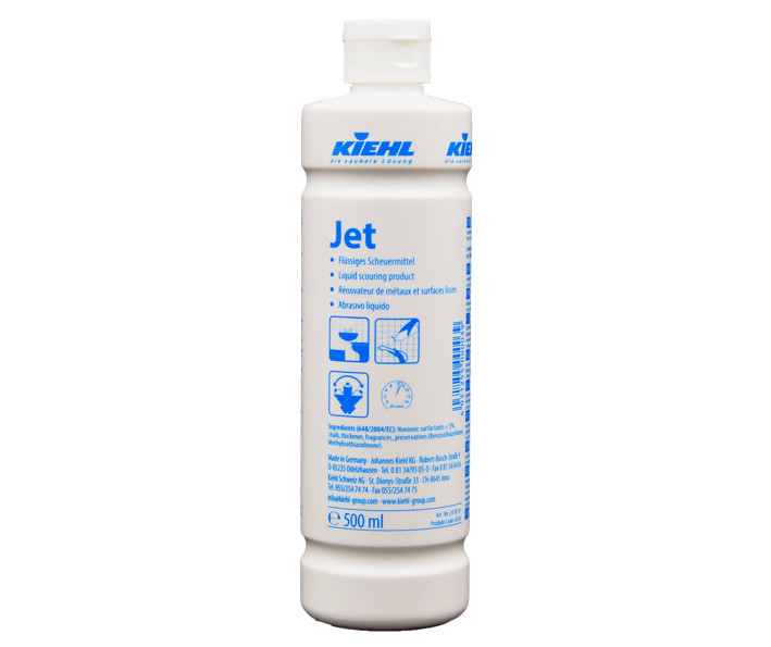 Рідкий миючий засіб з твердими включеннями Jet, 500 мл, Kiehl's