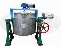 Котел Пищеварочный Опрокидывающийся  МЗС - 350 литров с мешалкой