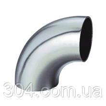 Отвод нержавеющий 16*1.5 мм, 90° AISI 304