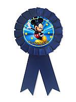 """Медаль сувенирная """" Микки Маус """""""