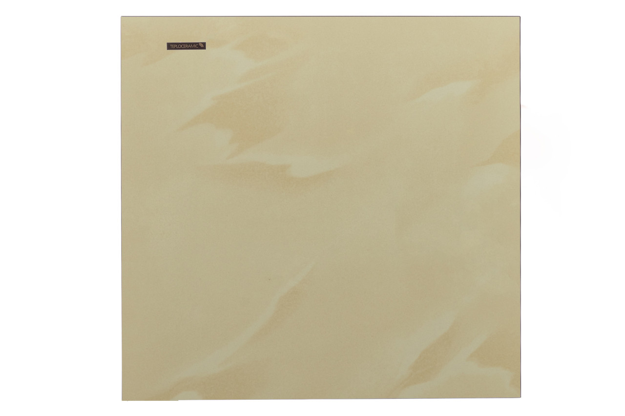 Обогреватель керамический инфракрасный бежевый 395 Вт. 8 м.кв.  ТС 370