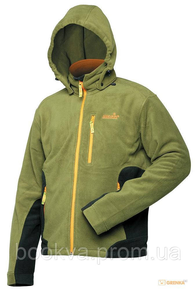 Куртка флисовая Norfin Outdoor (Green) S (114954)