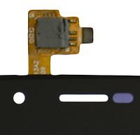 Сенсорный экран, тачскрин телефона BRAVIS A553 черный