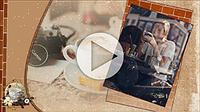 Шаблоны для слайд-шоу «Аромат Кофе»