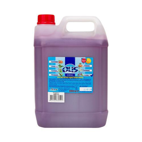 Мыло жидкое Olis 5л Сирень