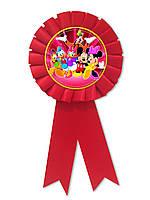 """Медаль сувенирная """" Микки и его друзья """", фото 1"""