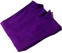Гольф котон Турция размер 54-60 код 057 фиолетовый