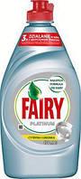 Засіб для миття посуду Fairy Platinum 430мл