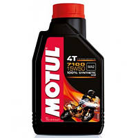 Моторное масло Motul 7100 4T 15W-50 1 л (845211 / 104298)