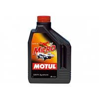 Моторное масло Motul Micro 2T 2 л (324602 / 100184)
