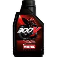 Моторное масло Motul 300V 4T Factory Line Road Racing 10W-40 4 л (836141 / 104121)
