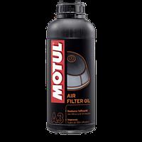 Смазка для воздушных фильтров Motul A3 Air Filter Oil 1 л (815901 / 102987)