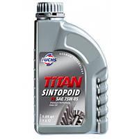 Трансмиссионное масло FUCHS TITAN SINTOPOID FE 75W85 1 Л (3016)