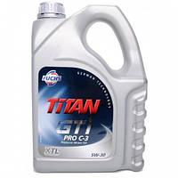 Моторное масло FUCHS TITAN GT 1 PRO C-3 5W30 4 Л (3019)