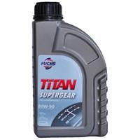 Трансмиссионное масло FUCHS TITAN SUPERGEAR 80W90 1 Л (3038)