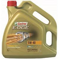 Моторное масло CASTROL EDGE 5W-40 4 л (R1-EDGE540-4X4T)