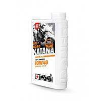 Синтетическое масло Ipone Katana Off Road 10W40 4л (ip10)