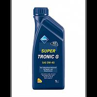 Моторное масло Aral SuperTronic G SAE 0W-40 1л (ar3)