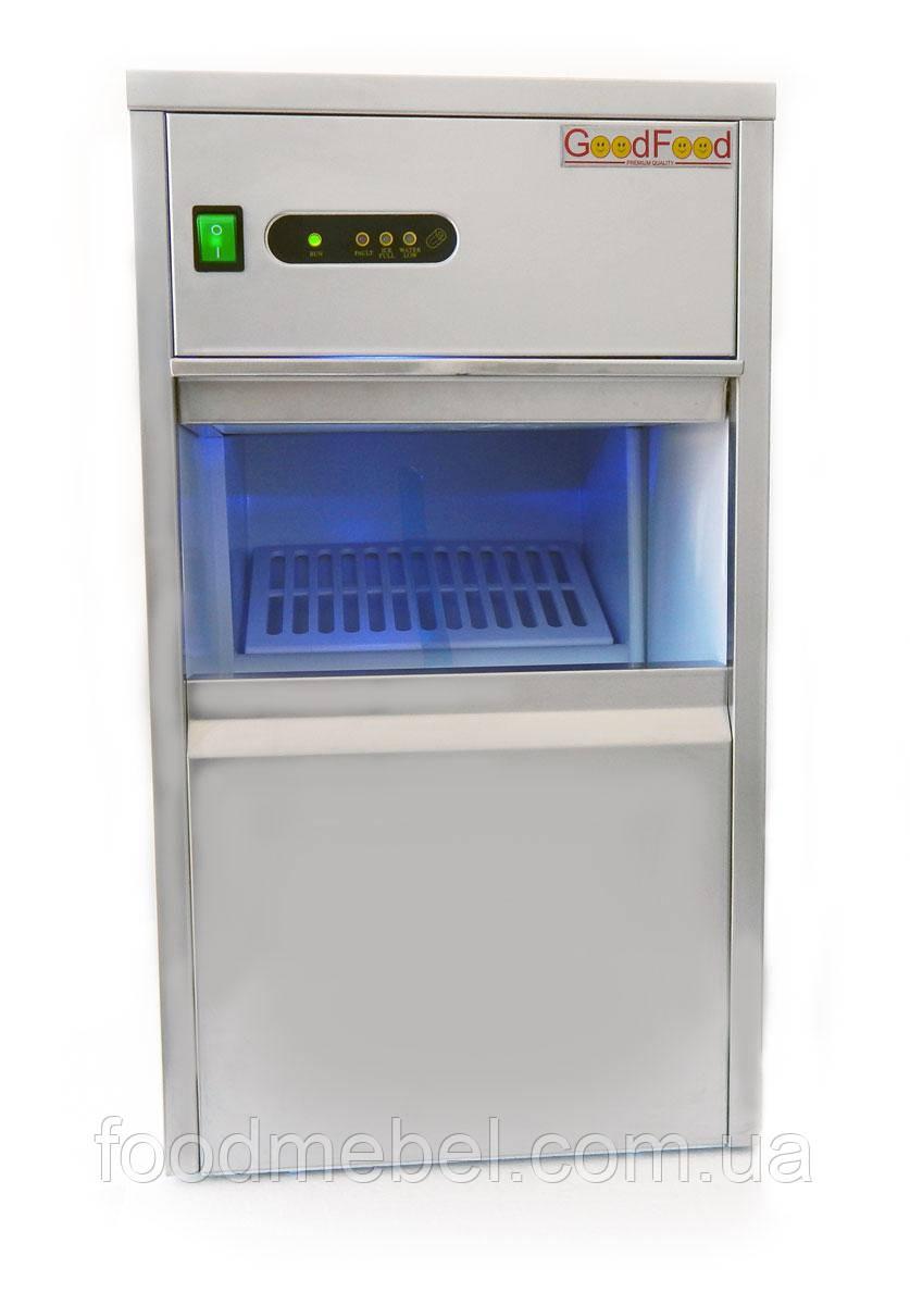 Льдогенератор GoodFood IM26F на 26 кг льда