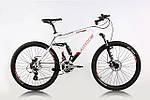 """Горный велосипед ARDIS CORSAIR  AMT 26"""" 19"""" Белый/Черный"""