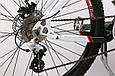 """Горный велосипед ARDIS CORSAIR  AMT 26"""" 19"""" Белый/Черный, фото 7"""