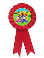 """Медаль сувенирная """" Винни и его друзья """". Детские медали"""