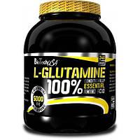 Глютамин BioTech 100% L-Glutamine (240 g)