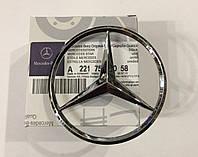 Эмблема багажника Mercedes W221