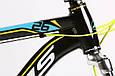 """Горный велосипед ARDIS CROSS 3000 МТВ 26""""  21"""" Черный/Голубой, фото 9"""