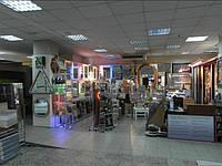 Зеркала на заказ  в ТЦ Навигатор г. Киев