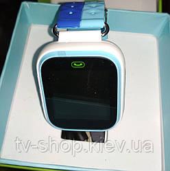 Дитячі сенсорні смарт-годинник Q80 1.0, блакитні