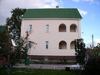 Монтаж сайдинга цена киев область