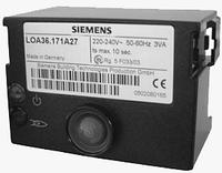 Автоматы горения Siemens серии LOA