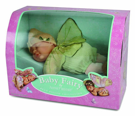 Кукла Эльф от Anne Geddes, фото 2