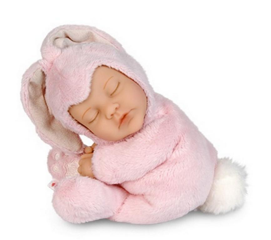 Кукла-младенец Розовый зайчик от Anne Geddes