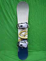 Сноуборд Burton Cruiser 151 см + кріплення