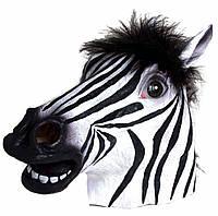 Маска зебра