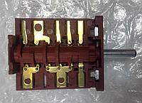 Переключатель режимов BC6-07 для плиты, фото 1