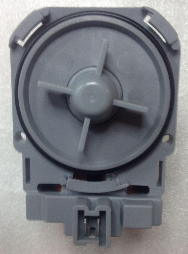 Насос стиральной машины на 3 защелки, выход спереди, Askoll M50