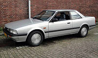 Разборка запчасти на Mazda 626 Друге покоління GC (1983–1987)