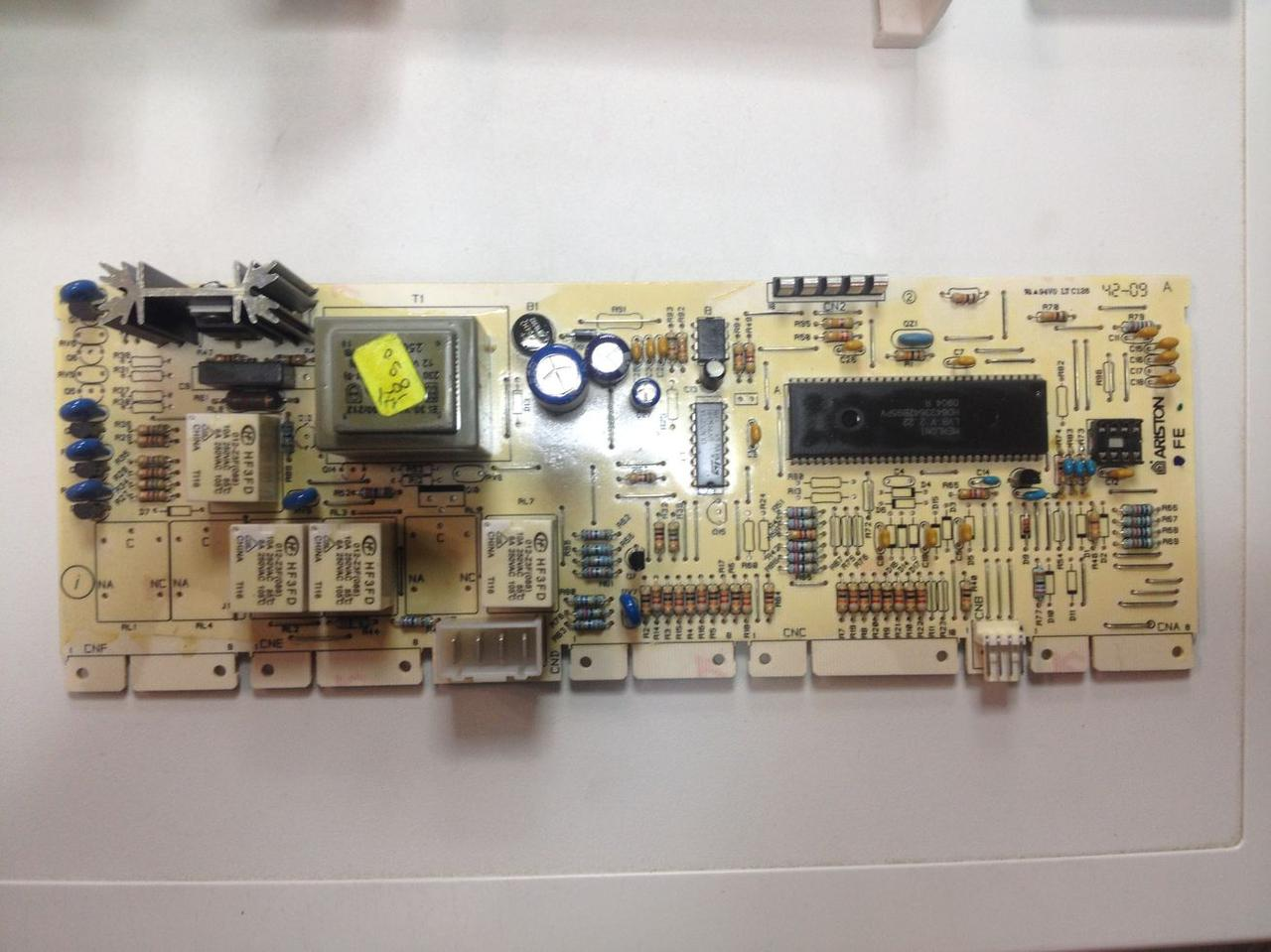 Модуль (плата управления) стиральной машины Ariston С00093350