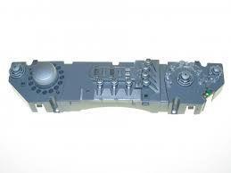 Модуль (плата індикації) пральної машини Ariston Aqualtis C00143343