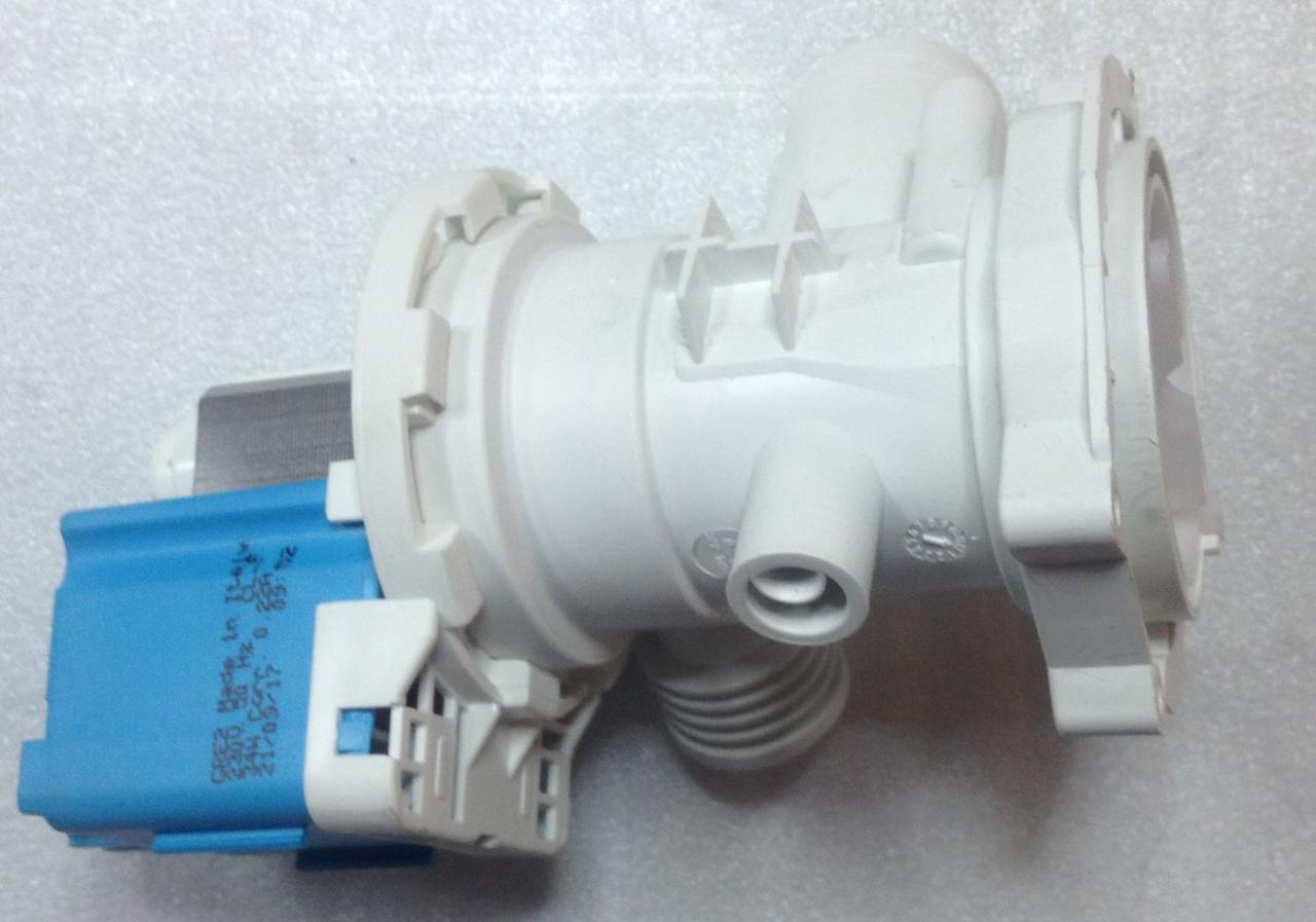 Насос сливной, в сборе, для стиральной машины Ariston C00092264