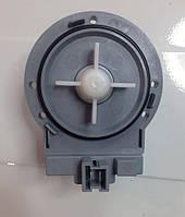 Насос Ascoll на 3 самореза, выход спереди M253 для стиральных машин