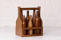 Ящик для бутылок вина. Модель Barbera.